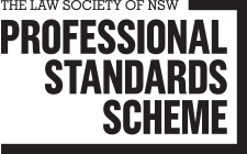 The Law Society of NSW - Professional Standards Scheme